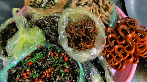 dried exotic goods in Cambodia
