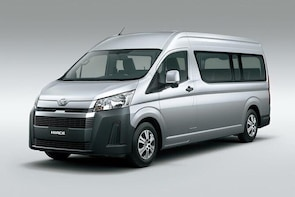Arrival Private Transfer from Xianyang Airport XIY to Xi'an City by Minivan