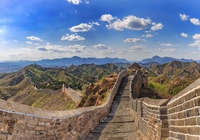 Tianjin Cruise Port Pick-up Plus Beijing Great Wall Trip