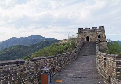 Tianjin Cruise Port Pickup Plus Beijing Great Wall Trip