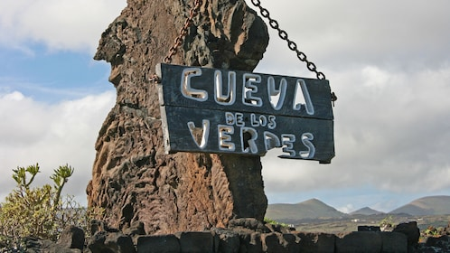 The Cueva de los Verdes in Lanzarote