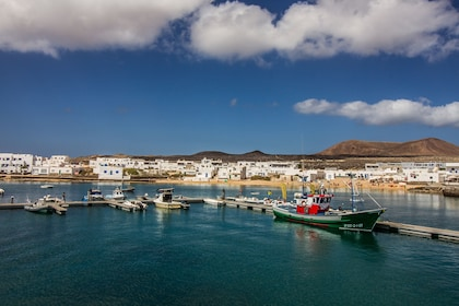 Day Trip to Graciosa Island from Lanzarote