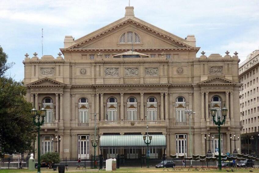 Teatro Colon (Opera House)