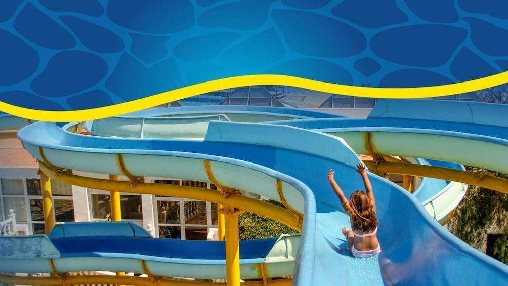 Aquapark Water Park in Costa Teguise