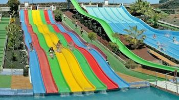 Aquapark Water Park i Costa Teguise