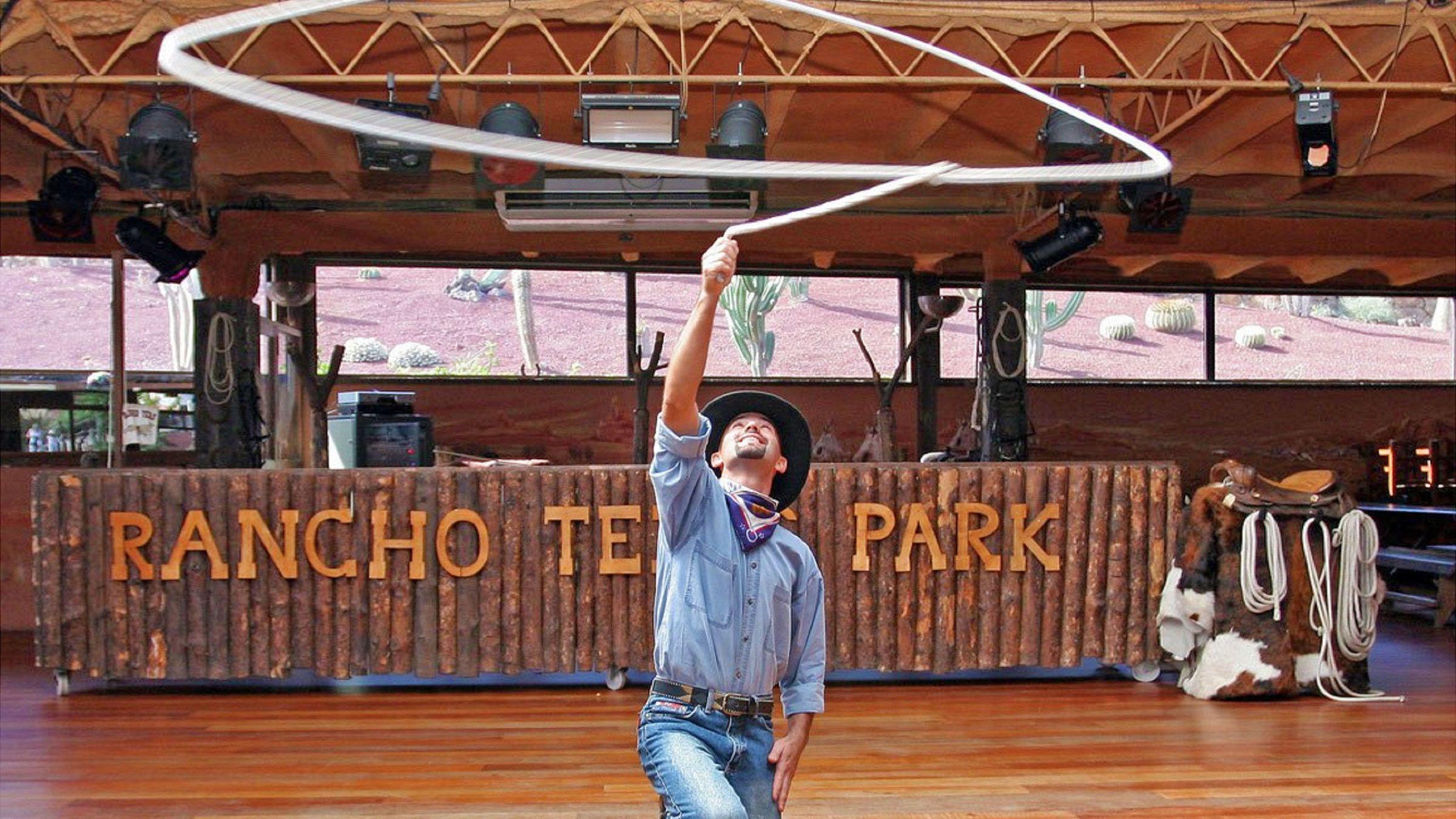 Toegang tot Rancho Texas Lanzarote Park