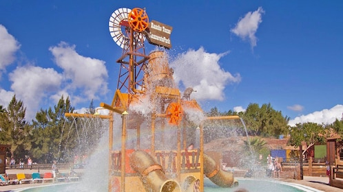 Waterpark at the Rancho Texas Lanzarote