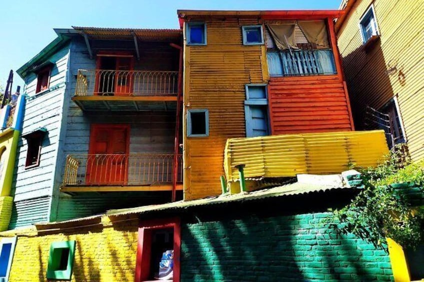 Customizable Private City Tour of Buenos Aires + Wine Tasting