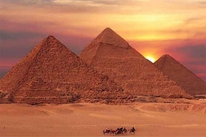 Private Two Days Tour To Cairo From El Gouna By Flight