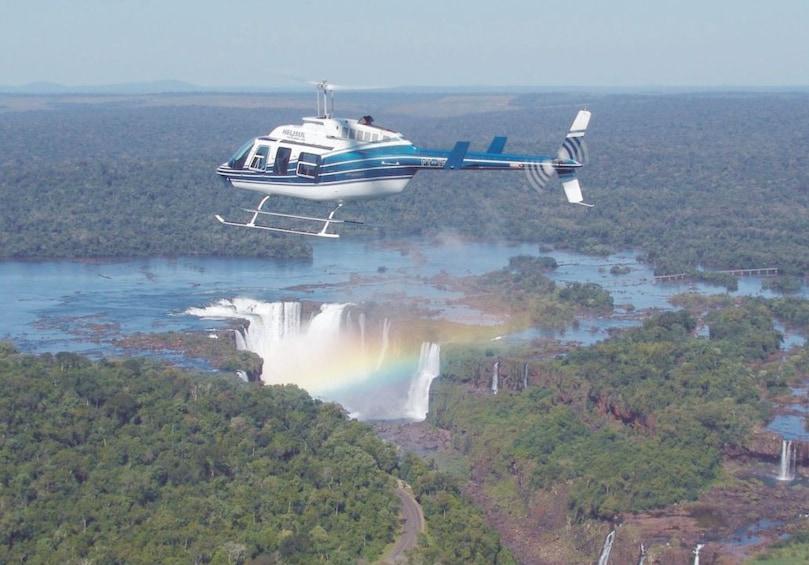 Cargar ítem 5 de 10. Iguazu Falls with Helicopter Flight