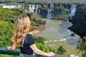 Passeio particular pelas Cataratas do Iguaçu