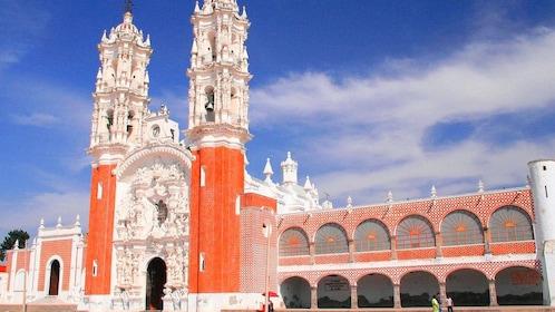 Basilica of Ocotlán in Tlaxcala