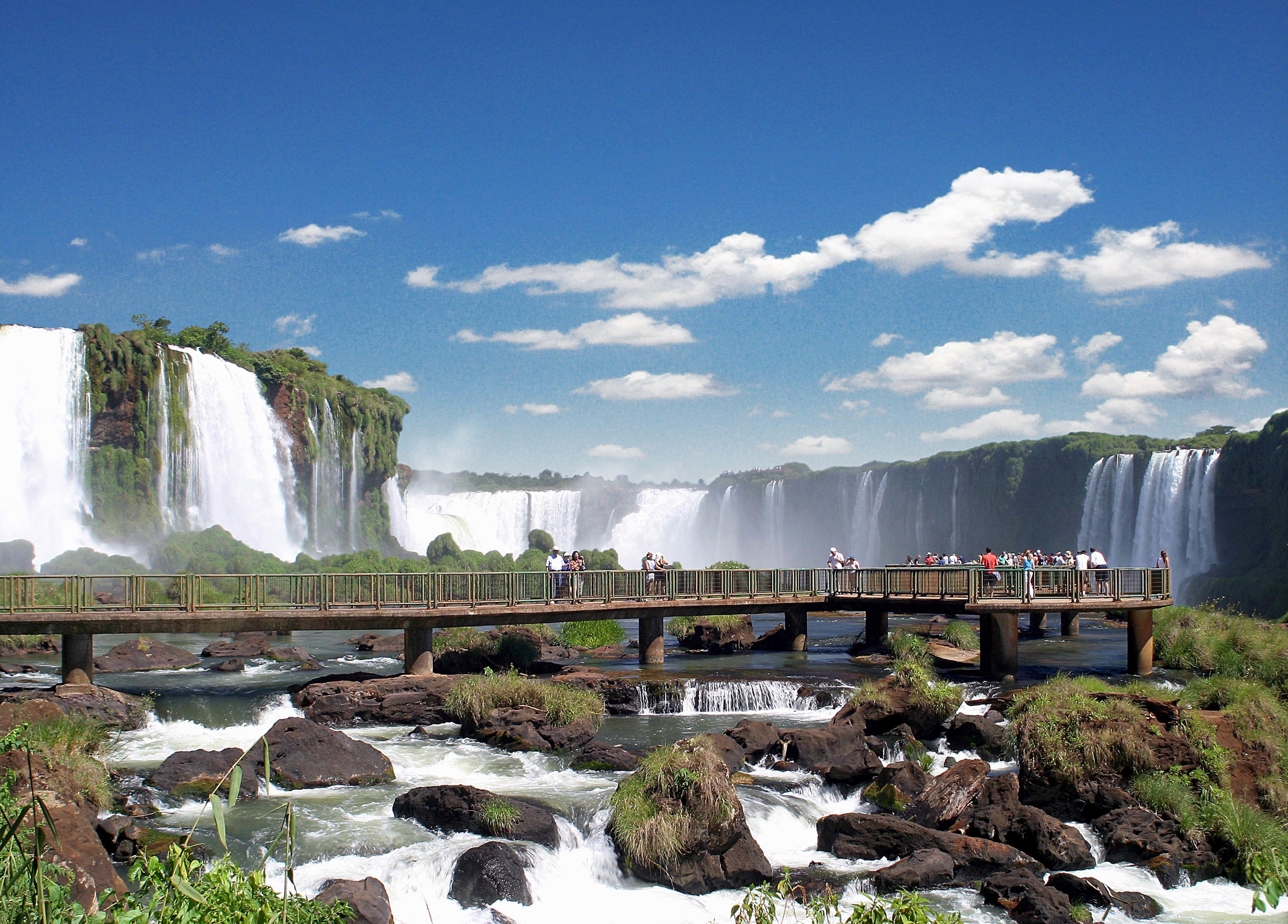 Passeio nas Cataratas de Iguaçu com passeio de lancha em Macuco