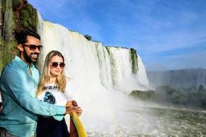Cataratas do Iguaçu com Safári em Macuco e passeio de helicóptero