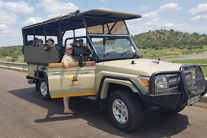 Kruger National Park Full Day Safari - Shared