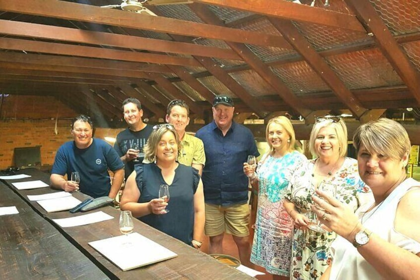 Wineries and scenic drive full day tour
