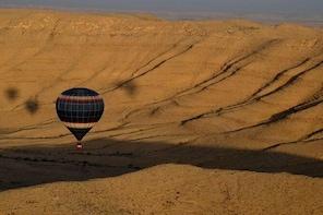 The Sky Trek hot air balloons great desert adventure! ISRAEL