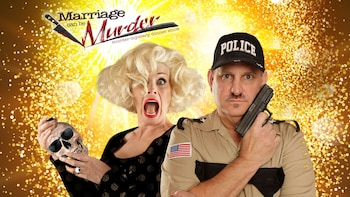 Marriage Can Be Murder Dinner Show