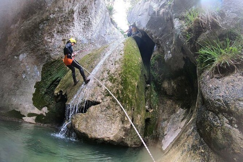 Show item 4 of 6. Canyoning Cabrales