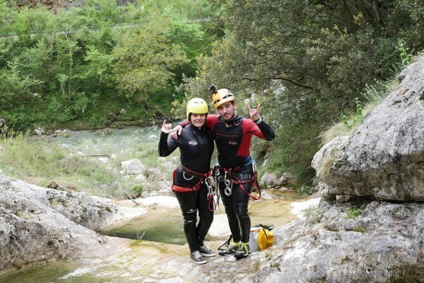 Show item 3 of 6. Canyoning Cabrales