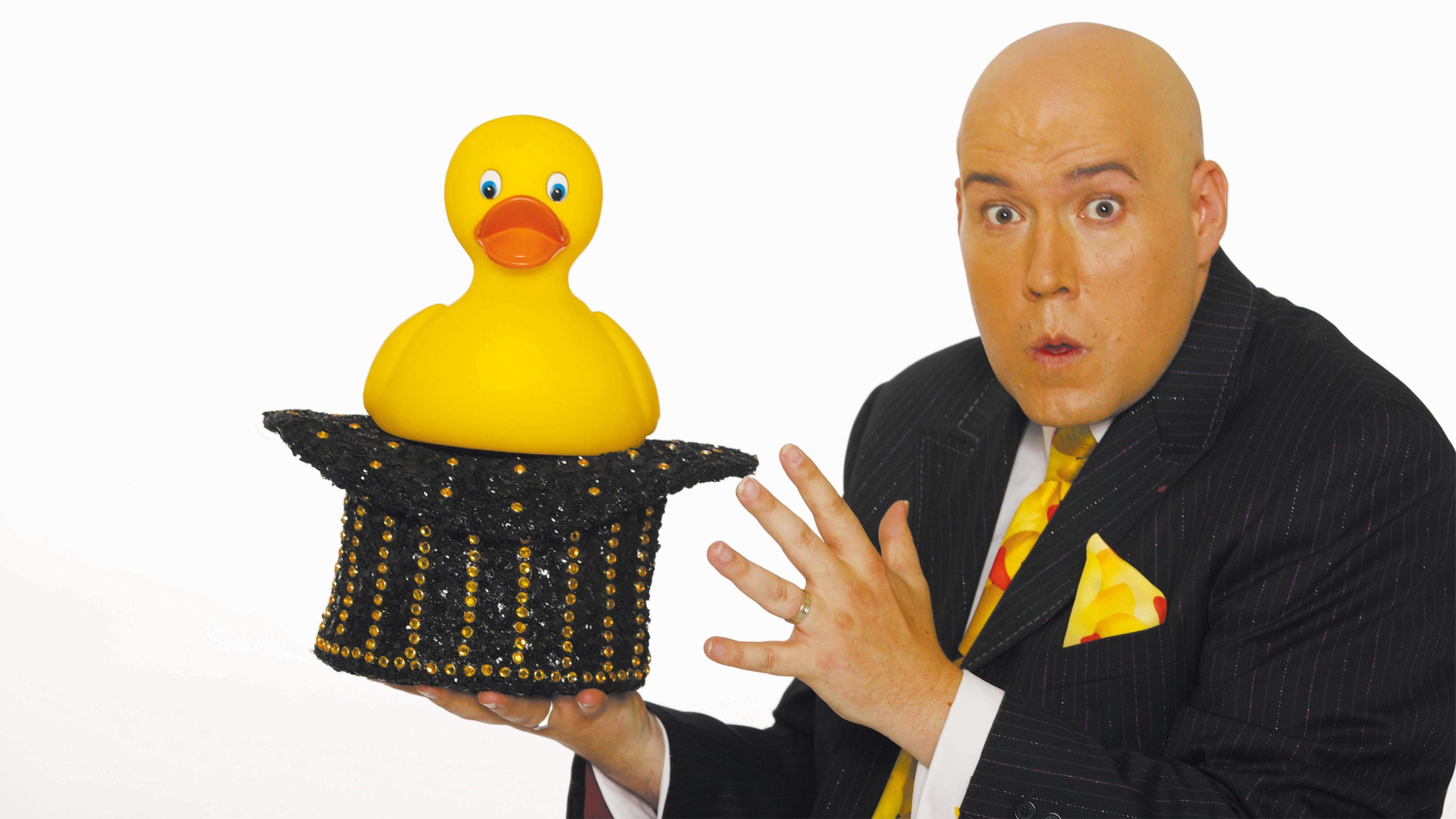 Adam London's Laughternoon Comedy Magic