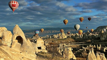Cappadocia in a Day Small-Group Tour