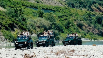 Jeep Safari Full-Day Experience From Antalya