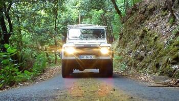 Off-Road Enchanting North Jeep Safari