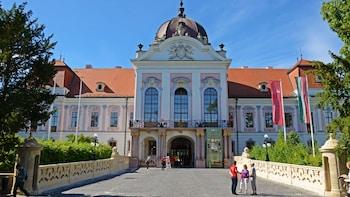 Siguiendo los pasos de la emperatriz Elisabeth: visita al palacio de Gödöll...