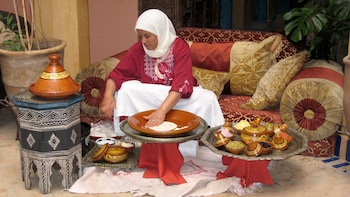 Traditional Cooking Class, Hammam & Massage at Riad Lotus Privilege