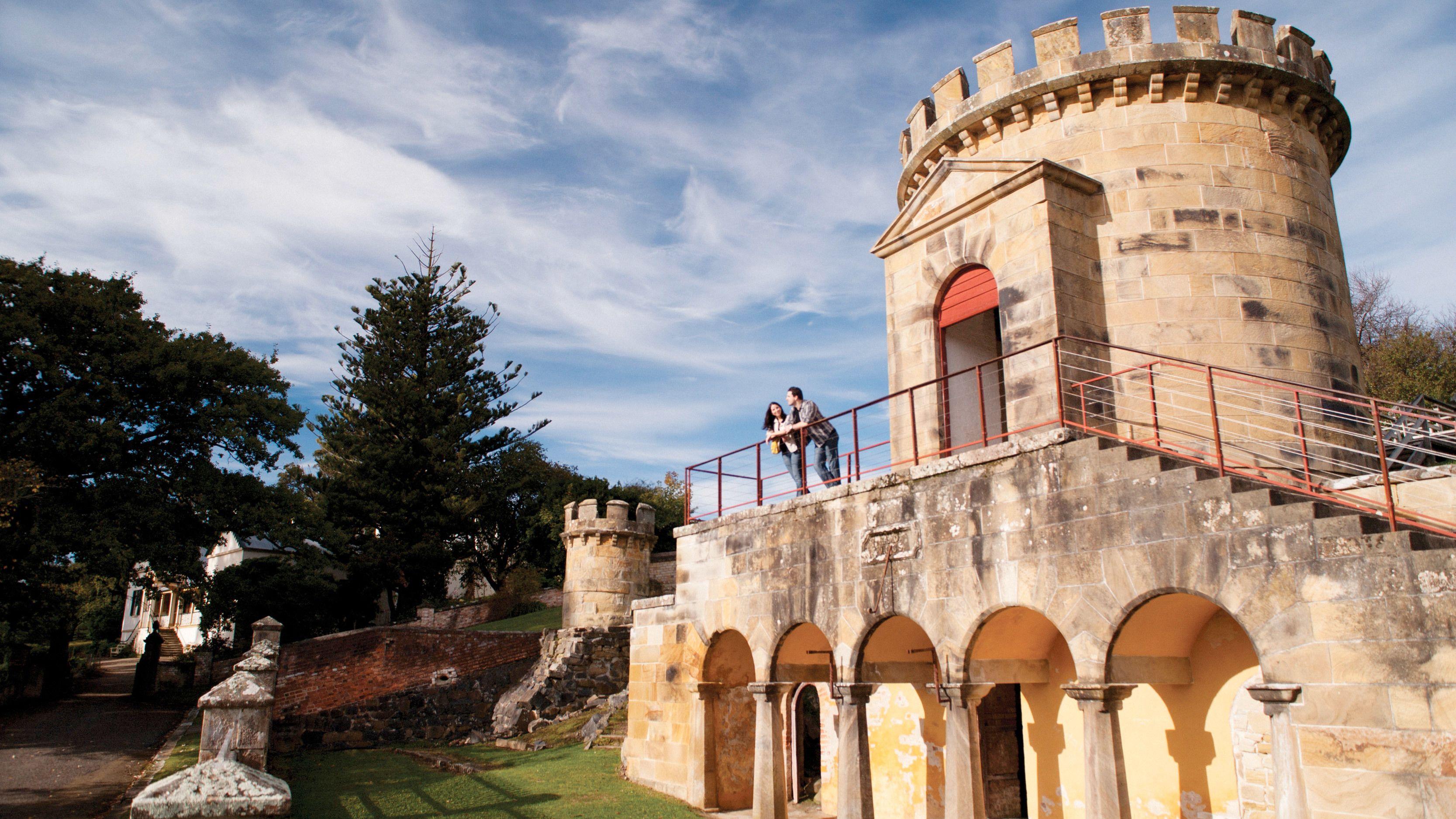 Full-Day Port Arthur, Richmond & Tasman Peninsula Tour