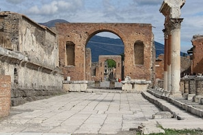 Full-Day Pompeii & Herculaneum Tour from Sorrento