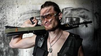 Experiencia privada de tiro con Kalashnikov
