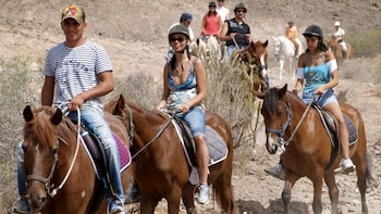 Horse-Riding Experience