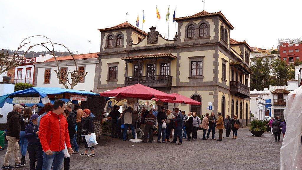 Tur til Gran Canarias gatemarkeder