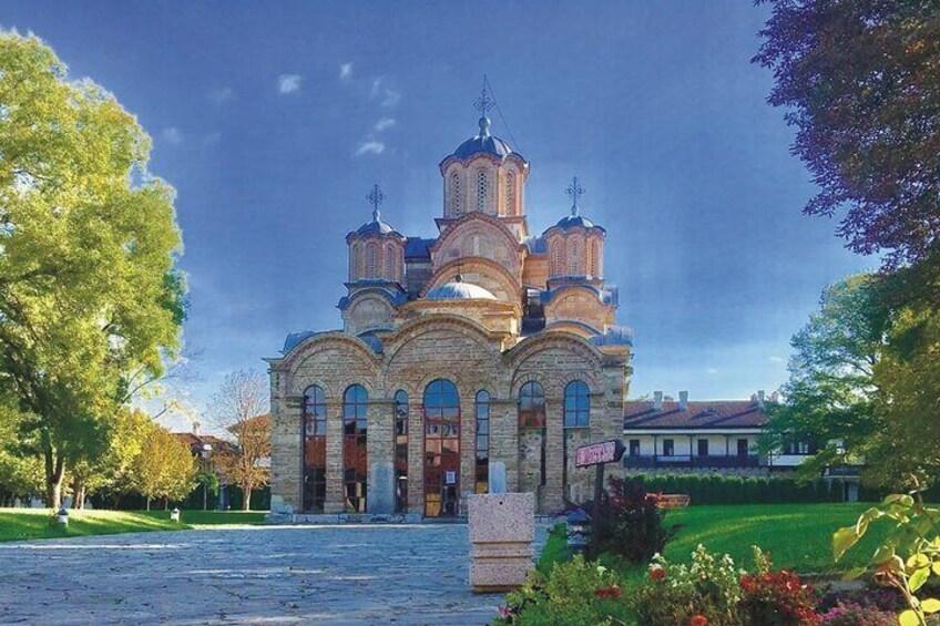 Day tour to Kosovo - from Skopje