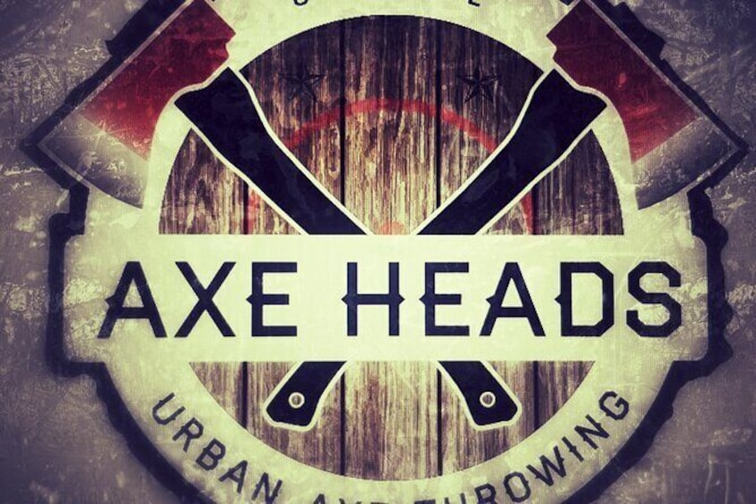 Show item 2 of 7. Axe Heads - Urban Axe Throwing Session