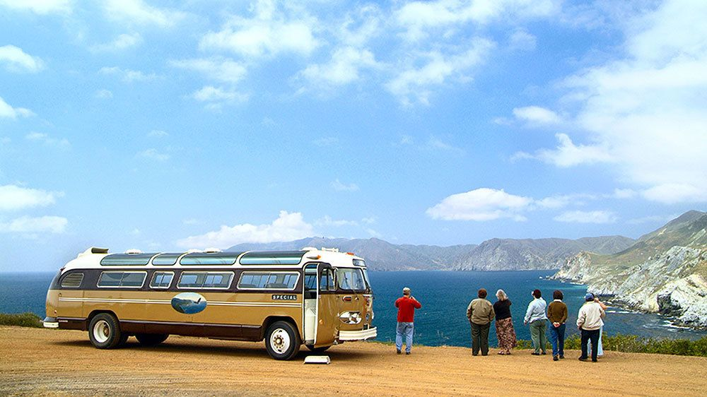 Catalina Island & Skyline Drive Tour with RT Transfers