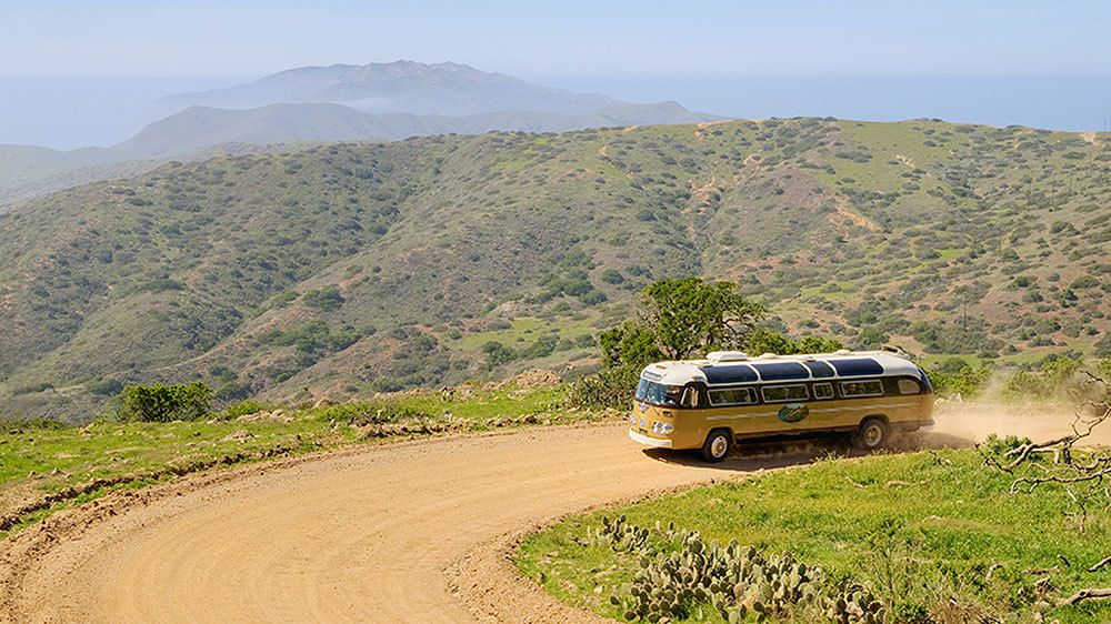 Catalina Island & Inland Expedition Tour with RT Transfers