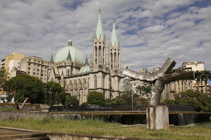 Sao Paulo Highlights City Tour - MASP Ibirapuera and More