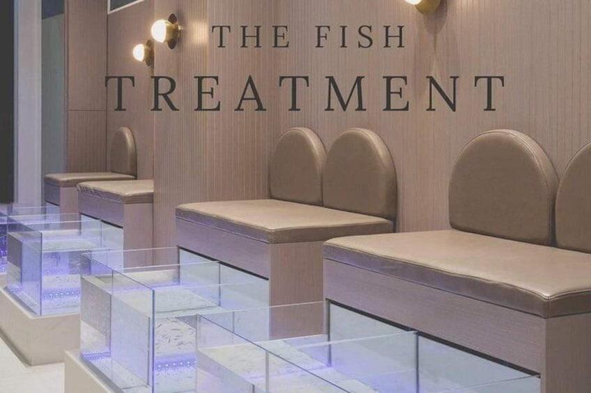 Beauty center, spa experience, face & body treatments