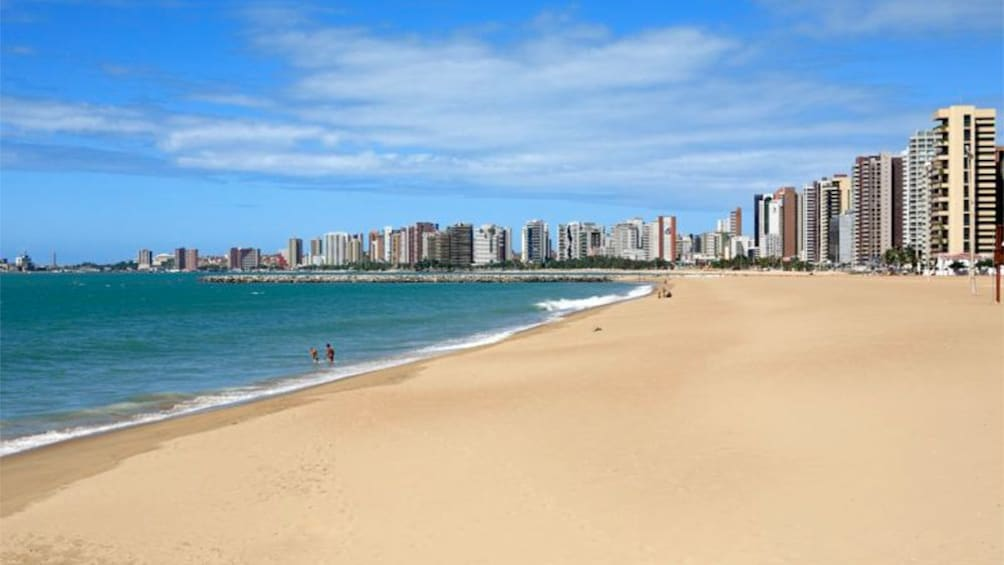 Show item 3 of 10. Gorgeous day view of Cumbuco Beach in Fortaleza