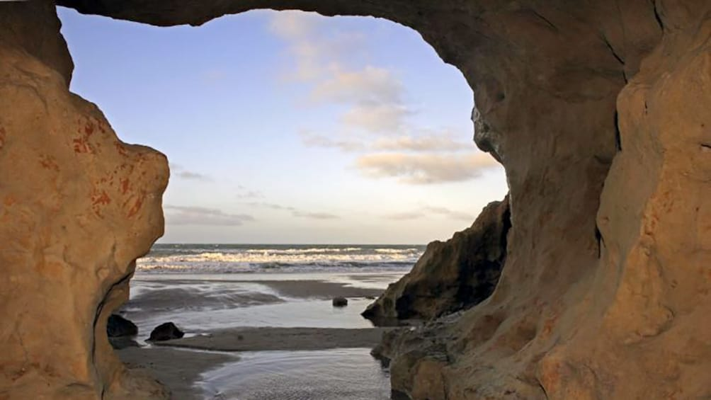 Show item 10 of 10. Morro Branco and sand dunes in Fortaleza