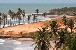 Lagoinha, a praia de cartão postal