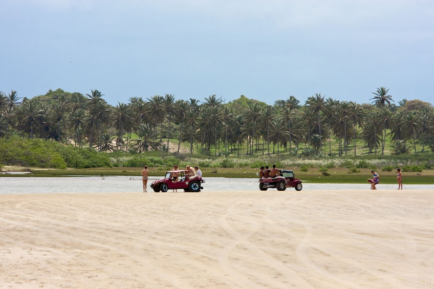 Lagoinha, the Postcard Beach