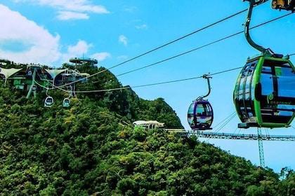 Langkawi Skycab + Skybridge + Eagle Square Private Tour