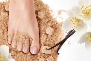 1-Hour Salinas Private Exfoliating Sugar Scrub and Massage