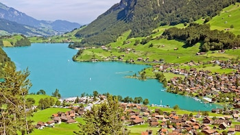 Small-Group Swiss Alps Tour from Lucerne