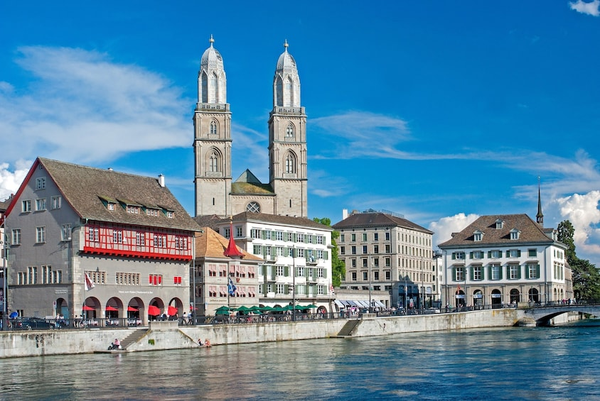 Show item 4 of 10. Zurich & Surroundings tour by Coach, Cable Car and Ferry