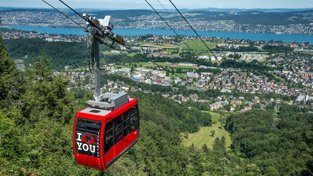 Show item 1 of 10. Zurich & Surroundings tour by Coach, Cable Car and Ferry